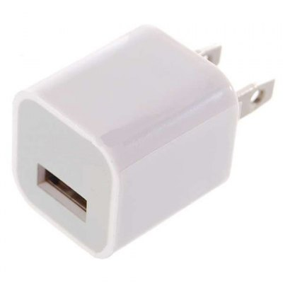 Гаджет   Cool EU Standard 1A USB Power Adapter / Charger + USB Cable for iPhone 4S / 4 / 3G / 3GS , iPod , Cell Phone , MP3 & MP4 Cables & Adapter