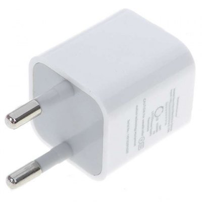 Cool Adaptador de Corriente / Cargador USB de Enchufe Europeo Estándar