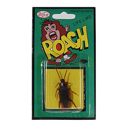 Simulation Cockroach for Joking 1PCS/Pack