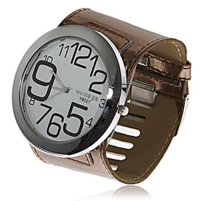 Womage Watch 9027 (Brown)