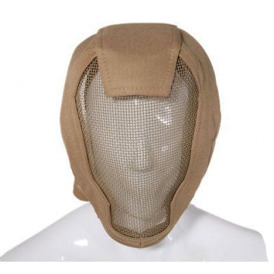 Mud Air Harden Face Guard Mesh Full Face Protective Tactical Mask