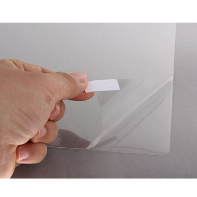 Transparent LCD Screen Guard Protector for iPad 2