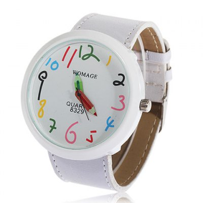 Watch for Female 8329 - White