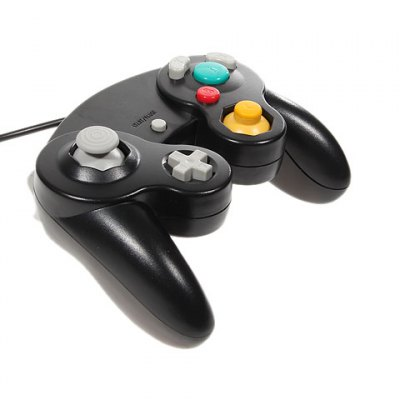Фотография Advanced Game Controller for GameCube NGC and Wii - Black