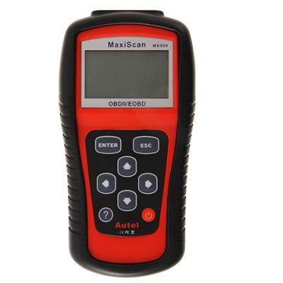 MS509 OBDII/EOBD Car Scanner