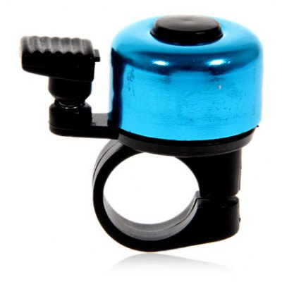 Durable Bicycle Bell with Handlebar Mount Bracket -Blue