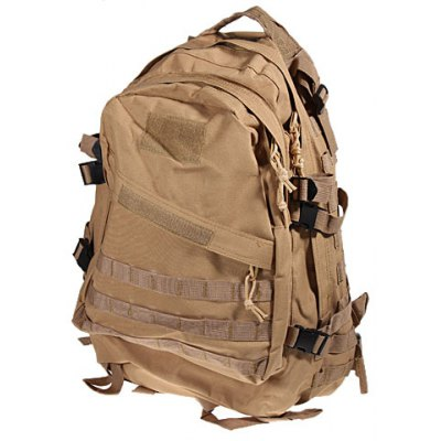 Military USMC Combat Tactical Backpack Coyote Tan
