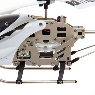 3 Channel Helicopter with GYRO iPhone/iPad/iPod Touch Control (Black)