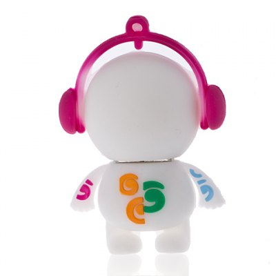 8G Cute Number 3 USB Flash Drive