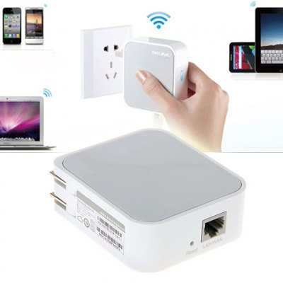 TP-LINK TL-WR700N Portable WiFi 150M Wireless Super Mini Router for Laptop