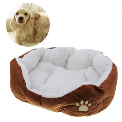 Pet Bed (Coffee)