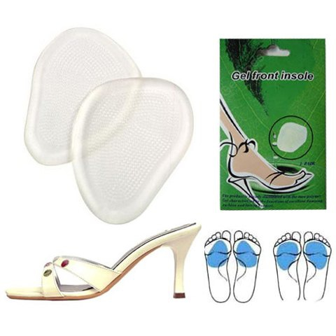 Hot Sale Comfortable and Soft Silica Gel Insole