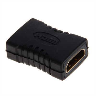 Port HDMI Female to Female Coupler Adapter Connecter