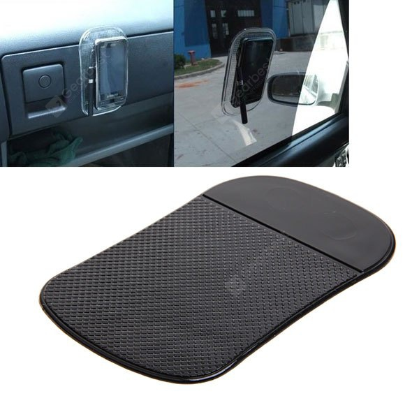 Fragrance Natural Car Dashboard Anti - slip Sticky Mat Pad for Protecting Mobile Phones, MP3, PDA, C