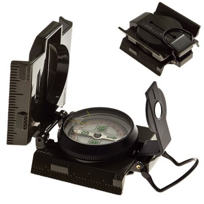 Lensatic Compass (Army Green)