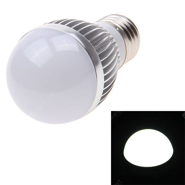 E27 5 - LED 5W AC85 - 265V White Ball Bulb