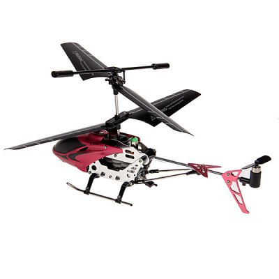 3.5 Channel Digital Proportional RC Helicopter with GYRO Light  -  S105