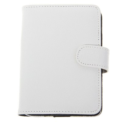 ФОТО Artificial Leather Case with 4.3 inch Wallet Style for MP3 , MP4 , MP5