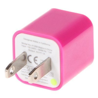Гаджет   Unique Style US Power Adapter + 2m 30 Pin Cable for iPhone / iPod iPhone Cables & Adapters