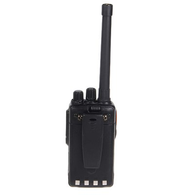 Гаджет   HLT-5100 VHF/ UHF Professional FM Handheld Transceiver Walkie Talkie with 39 CTCSS and 83 DCS Walkie Talkies