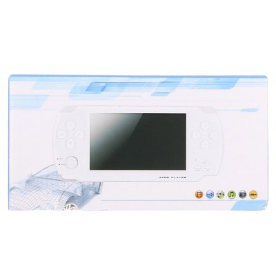 4.3 inch TFT Screen TF Card Supported 4GB MP5 Game Player with FM Radio, Camera, 3X Optical Zoom