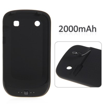 2000mAh Backup Battery Charger Case for Blackberry 9900