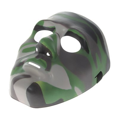 Camoflage Halloween Masquerade/Carnival Mask in New Design