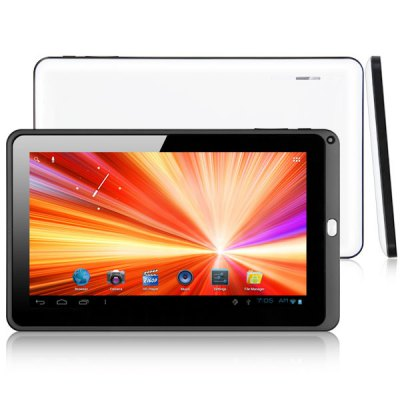 Refurbished MA1005 10.1 inch Tablet PC with Android 4.0.4 All Winner A10 1.0GHz WSVGA Screen 0.3MP Camera 8GB