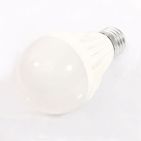 E27 9W 3000 - 3500K Warm White Ball Bulb