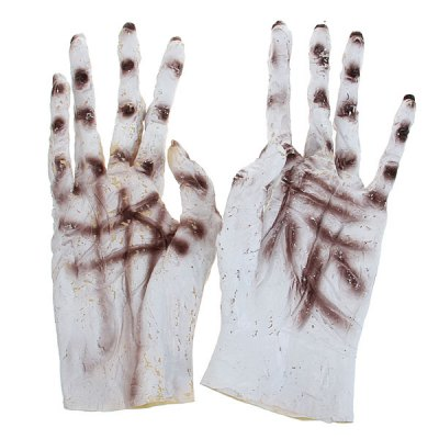 Halloween Horror Male and Female Witch Gloves of High Quality for Adult