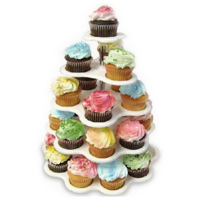 5 Tier Cupcake Stand 27 Cups