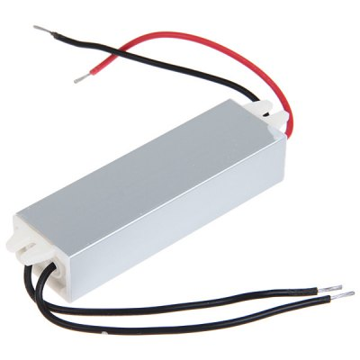 110V - 230V Input DC 12V Output 10W LED Power Transformer / LED DriverLED Accessories<br>110V - 230V Input DC 12V Output 10W LED Power Transformer / LED Driver<br><br>Wattage (W): 10<br>Package weight: 0.09 kg<br>Package size (L x W x H): 12 x 3.5 x 3.5 cm<br>Package Contents: 1 x LED Strip Transformer