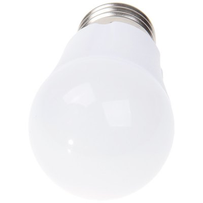 E27 3W AC90 - 260V White Ball Bulb