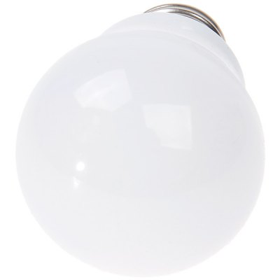 E27 5W AC85 - 265V White Ball Bulb