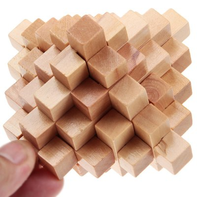 Гаджет   Educational Wooden Toy Pineapple Ball for Children/Adults Puzzle & Educational