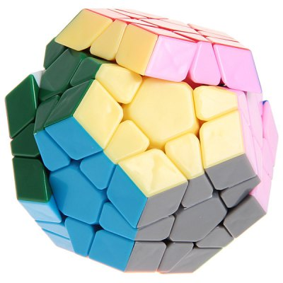 Stylish DaYan Megaminx Magic Cube for Children/Adult  -  Multicolour