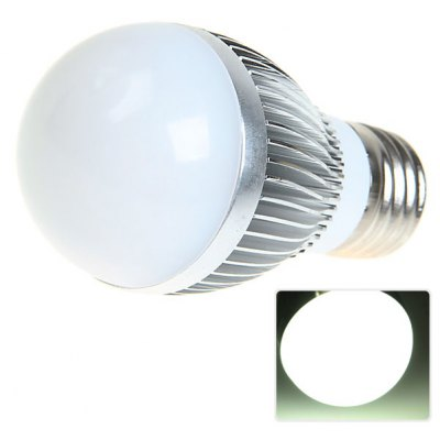 6W E27 White Light Spotlight LED Light