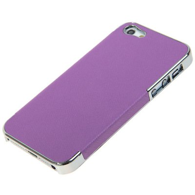 Popular Style Hard PC Material Shell Case for iPhone 5 / 5S