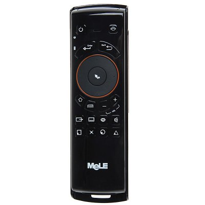 MELE F10 (T2) Practical Three in one 2.4GHz Mini Smart Handheld Wireless Keyboard /Fly Mouse/Infared Remote Control Combo