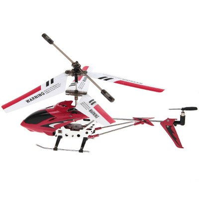 Stylish Toy NO.323 USB Charge Infrared Remote Control 3.5 Channels Gyro Helicopter/Airplane Model with LED Light of High Quality for Kids