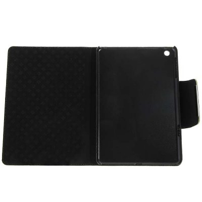 ФОТО Cool Crocodile Texture Style PU Leather Case for iPad Mini with Stand Function