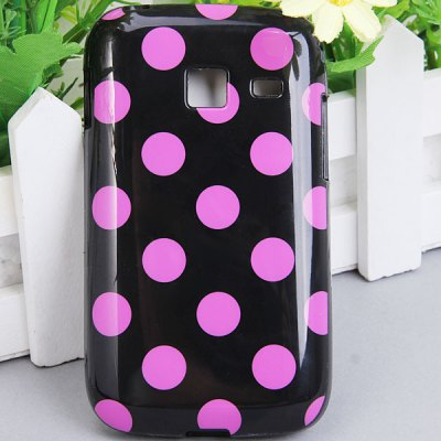 Dots Smooth TPU Case for Samsung S6102