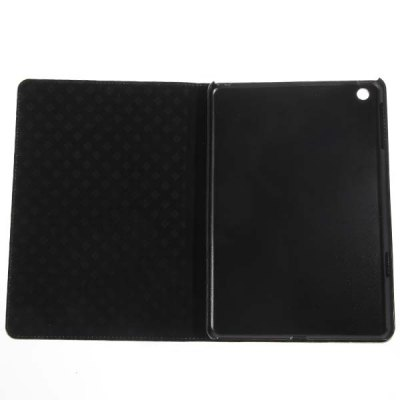 Cool Ancient Style PU Leather + PC Case for iPad Mini with Stand Function