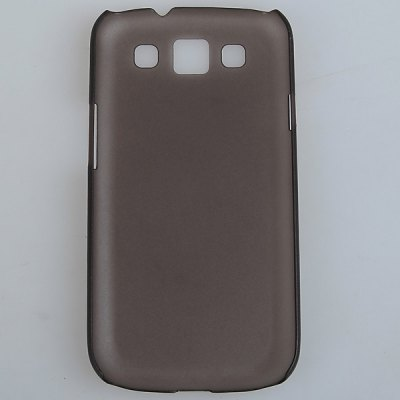 Plastic Matte Protective Cover Case for Samsung Galaxy S3 i9300