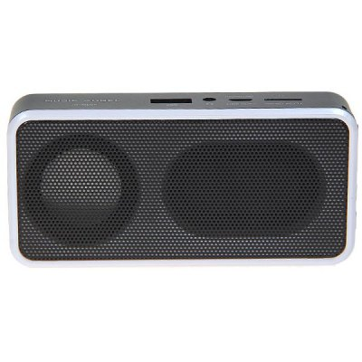 MD - 09 Music Angel Mini Portable Speaker Audio Player Support TF Card