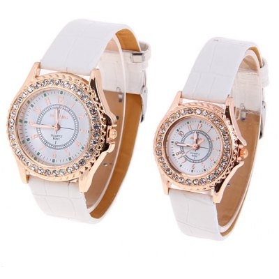 Valentine Bolang B051 Couple's Watch