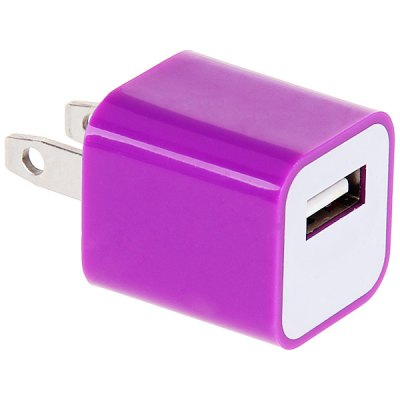 ФОТО Special Design US Power Charger + 2M Noodle Style Flat USB Cable for iPhone 5