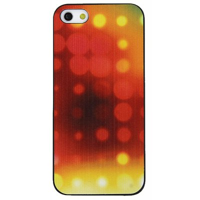 Fashion Style Relievo Series Dots PC Shell Case for iPhone 5