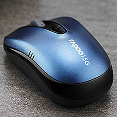 Гаджет   Rapoo 1070P 5.8GHz Optical Wheel Wireless Mouse with Nano Receiver Mice & Keyboards