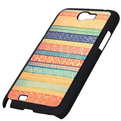 Fashion Style Relievo Series River PC Shell Case for Samsung Galaxy Note 2 N7100